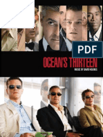 Digital Booklet - Music From the Motion Picture Ocean's Thirteen 2