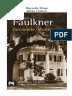 Desisende Moises - William Faulker
