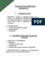 Estudio Financiero Resumen Elementos