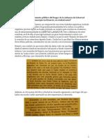Proyecto de Ley Libertad Lamarque - Rosario