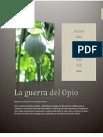 DOCTO La Guerra Del Opio