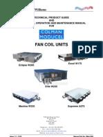 2Man1000 Fan Coil Unit TPG & IOM Manual - Screen Optimised
