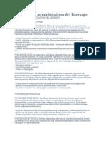 10 Funciones Administrativas Del Liderazgo