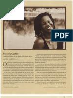 Profile of Majora Carter, Orion Magazine