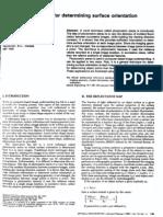 Photometric Method
