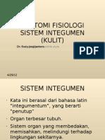 Anatomi Fisiologi Sistem Integumen (Kulit)