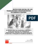 Hacia La Proteccion Social de Los Trabajadores Independientes en America Central