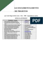 Referencias Gerencia de Projetos_Magno