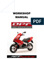 Peugeot Jetforce Workshop Manual