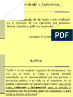 diiapositivas de archivo