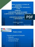 DEFINICIONES DE CARTOGRAFIA
