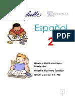 trabajo español  derechos humanos