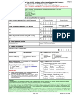 CPF - Form for RPS Funding and Guidelines