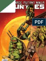 Teenage Mutant Ninja Turtles #3 Preview