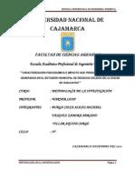 tesis de  metodoogia