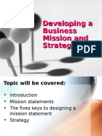 SBM-05-OIL-Developing a Business Mission and Strategy