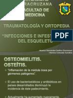 Infecciones e Infestaciones Del Esqueleto