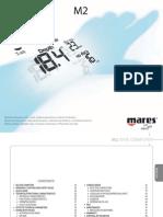 Mares M2 RGBM Dive Computer Engilish Manual