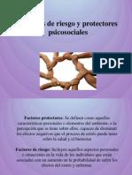 Factores de Riesgo y Protect Ores Psicosociales