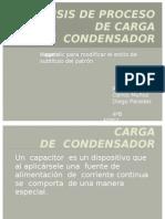 Analisis condensador