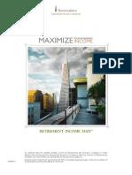 Income Max Brochure 0511