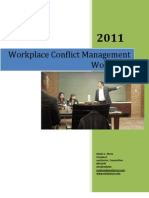 Ed Ebreo - Workplace Conflict Management