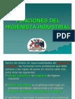 Funciones Del Higienista Industrial