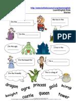 Dragon Activity - Vocabulary