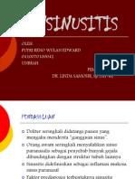 Pan Sinusitis