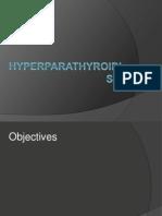 Hyper Parathyroid Ism