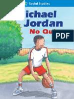 Michael Jordan - No Quitter