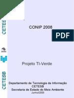 Cetesb 16 Ti Verde