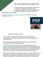 ENFERMEDADES PSICOSOMATICAS DIGESTIVAS