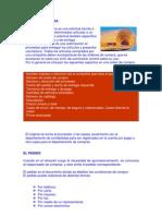 Documentos Utilizados en El Recibo y Despacho de Objetos