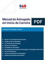 Manual Do Advogado Iniciantes