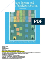 Decision Support and Business Intelligence 9th Edition