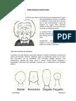 Como Dibujar Caricaturas