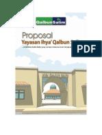 Proposal Yayasan Ihya Qalbun Salim Versi 8