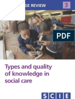 Knowledge Review Social Work