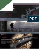McMillan 2011 Firearms Catalog