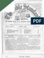 Bible Standard August 1881