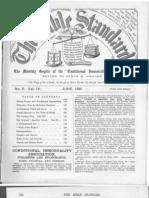 Bible Standard June 1881