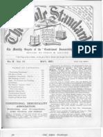 Bible Standard  May 1881
