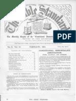 Bible Standard February  1881