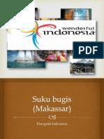 Suku bugis (Makassar)