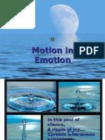Haiku - Motion in Emotion