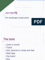 Surveying Info]