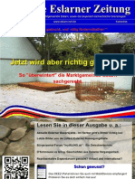 Die Erste Eslarner Zeitung, 11.2011