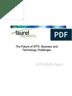 IPTV Future & Tech