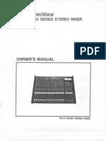 BK-42 Series Owners Manual